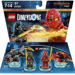 LEGO Dimensions Team Pack: Ninjago