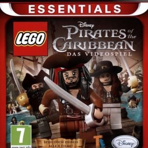 LEGO Pirates of the Caribbean: The Video Game (Essentials)