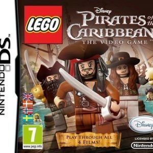 LEGO Pirates of the Caribbean: The Video Game [Nordic]