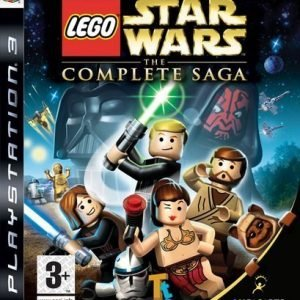 LEGO Star Wars The Complete Saga Essentials