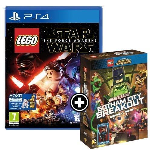 LEGO Star Wars The Force Awakens + LEGO Movie