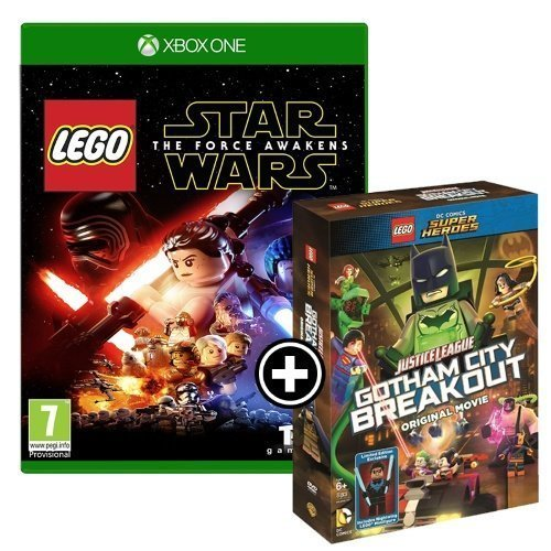LEGO Star Wars The Force Awakens + Movie