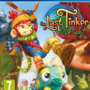 Last Tinker - City of Colors