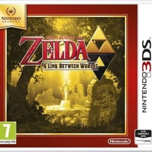 Legend of Zelda: A Link Between Worlds (Select)
