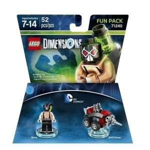 Lego Dimensions: Fun Pack - Bane (DC Comics)