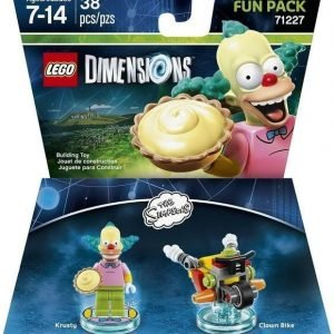 Lego Dimensions: Fun Pack - Krusty (Simpsons)