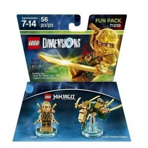 Lego Dimensions: Fun Pack - Lloyd (Ninjago)