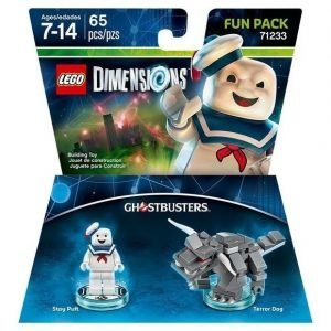 Lego Dimensions: Fun Pack - Stay Puft (Ghostbusters)