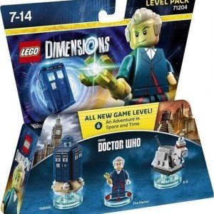 Lego Dimensions: Level Pack - Dr. Who