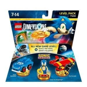 Lego Dimensions: Level Pack - Sonic the Hedgehog