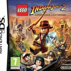 Lego Indiana Jones 2 - The Adventure Continues