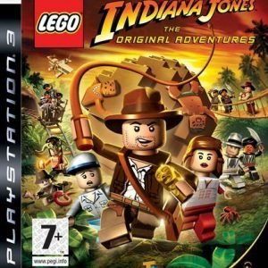 Lego Indiana Jones the Original Adventures Essentials