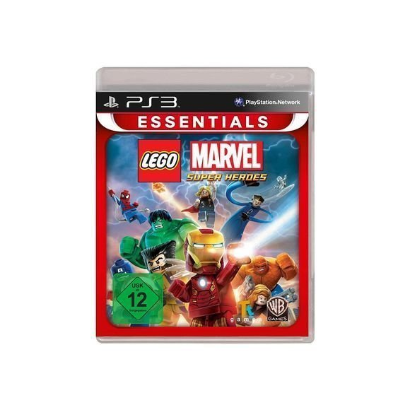 Lego Marvel Super Heroes (Essential)