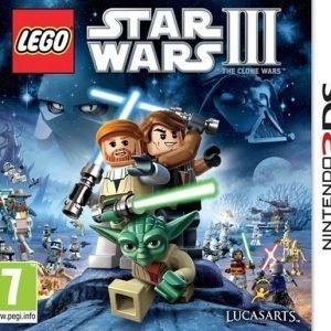 Lego Star Wars III (3): the Clone Wars 3D (Nordic)