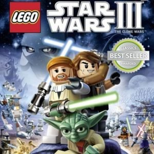 Lego Star Wars III: Clone Wars (Classics)