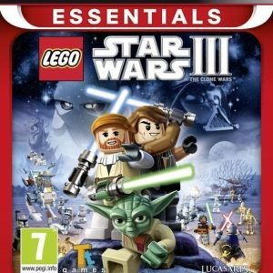 Lego Star Wars III: Clone Wars (Essentials)