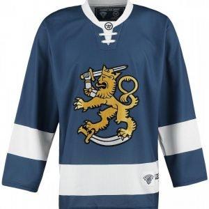 Leijonat Fan Jersey Pitkähihainen Paita