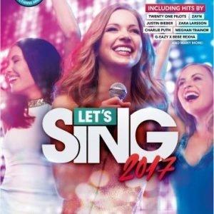 Let's Sing 2017 (2 mic pack)