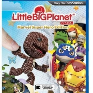 Little Big Planet Marvel Edition