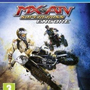 MX vs ATV Supercross Encore Edition