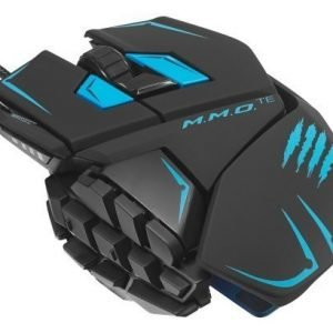 Mad Catz M.M.O.TE Gaming Mouse - Matte Black