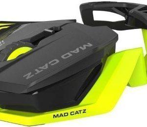 Mad Catz R.A.T. 1 - Green - Pixart Optical 3500 Dpi
