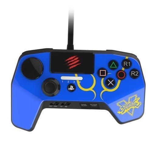 Mad Catz Street Fighter 5 FightPad PRO for PS4 & PS3 - Chun Li V