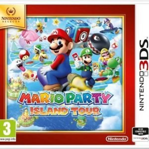 Mario Party:Island Tour SELECTS