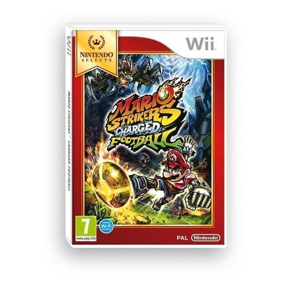 Mario Strikers Charged (Selects)