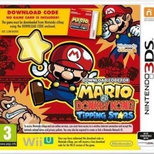 Mario vs Donkey Kong Tipping Stars Voucher