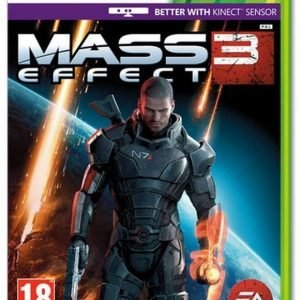 Mass Effect 3 (Kinect Compatible)