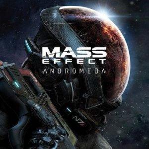 Mass Effect Andromeda Key Art Juliste