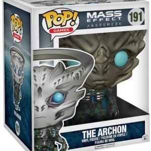 Mass Effect Andromeda The Archon Vinyl Figure 191 Keräilyfiguuri