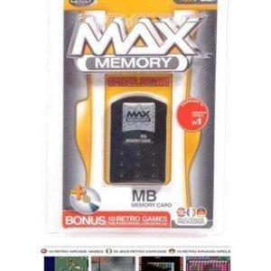 Max Memory Card 32 MB - Datel