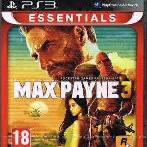 Max Payne 3 (Essentials)