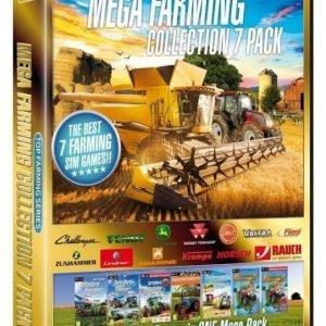Mega Farming Collection - 7 Pack