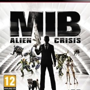 Men In Black III Alien Crisis