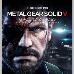 Metal Gear Solid: Ground Zeroes