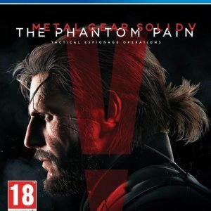 Metal Gear Solid V (5): The Phantom Pain