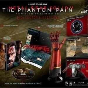 Metal Gear Solid V (5): The Phantom Pain - Collectors Edition