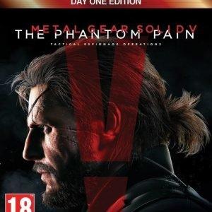 Metal Gear Solid V (5): The Phantom Pain (Nordic) /Xbox One