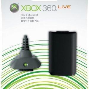 Microsoft Xbox 360 Play & Charge Kit