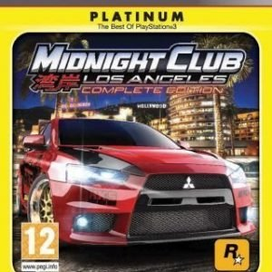 Midnight Club - Los Angeles Complete Edition