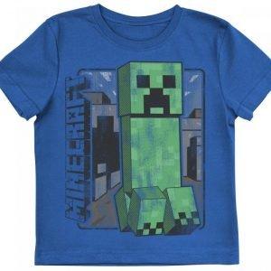 Minecraft Vintage Creeper Lasten Paita