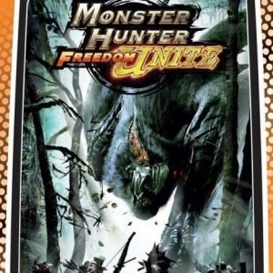 Monster Hunter Freedom Unite (Essentials)
