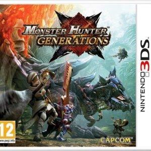 Monster Hunter: Generations