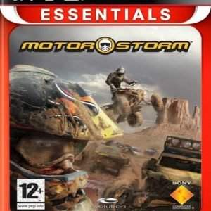 MotorStorm (Essentials)