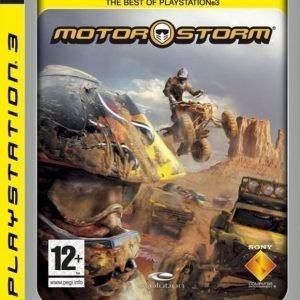 MotorStorm (Platinum)