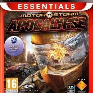Motorstorm Apocalypse (Essentials)