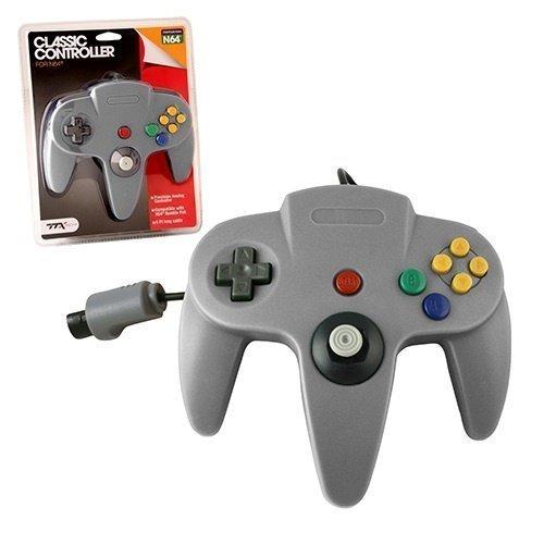 N64 Classic Controller Grey TTX